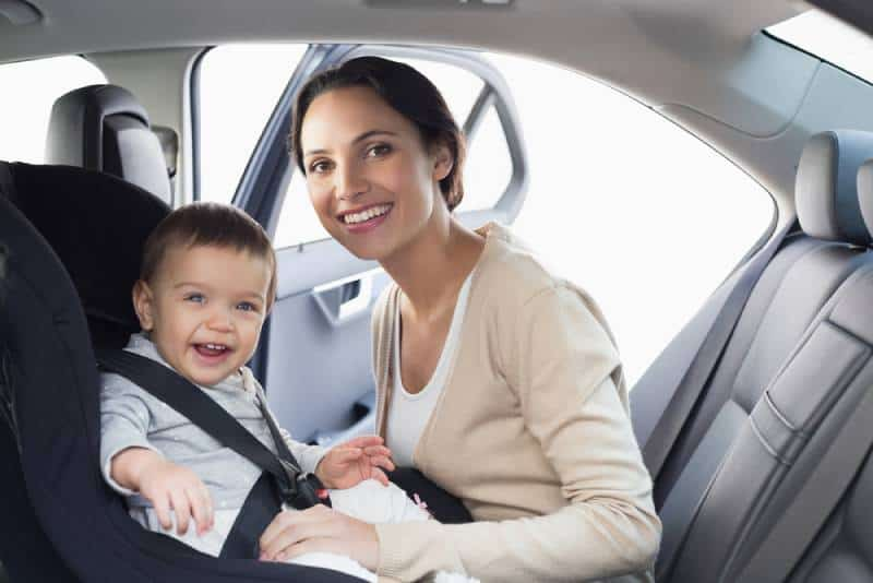 14 Best Car Seats For Small Cars In 2021