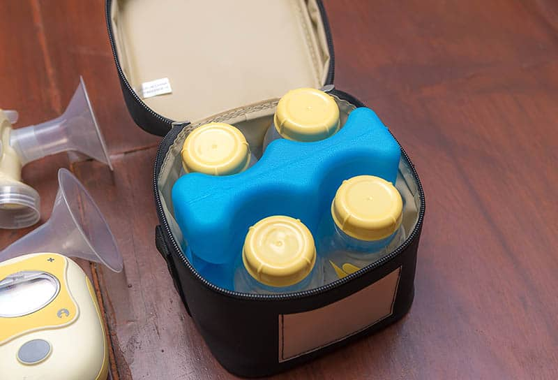 Breast milk storage tips for new moms