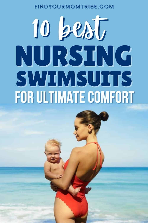 10 Best Nursing Swimsuits For Ultimate Comfort Pinterest