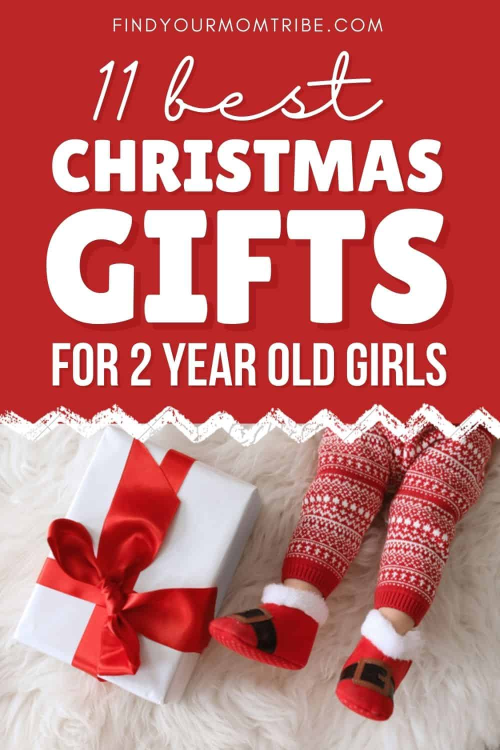 11 Best Christmas Gifts For 2 Year Old Girls In 2020