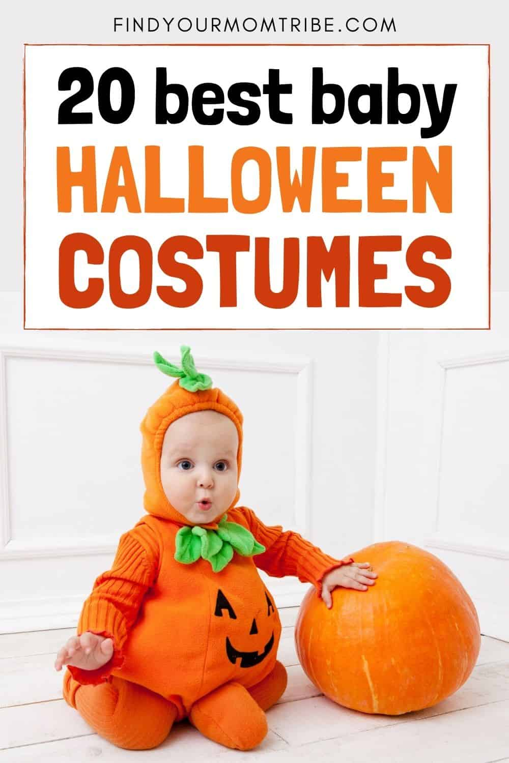20 Best Baby Halloween Costumes Pinterest