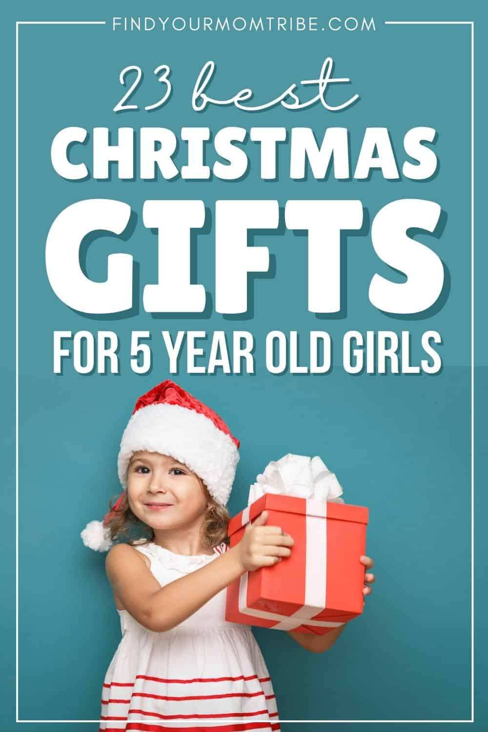 23 Best Christmas Gifts For 5 Year Old Girls In 2020