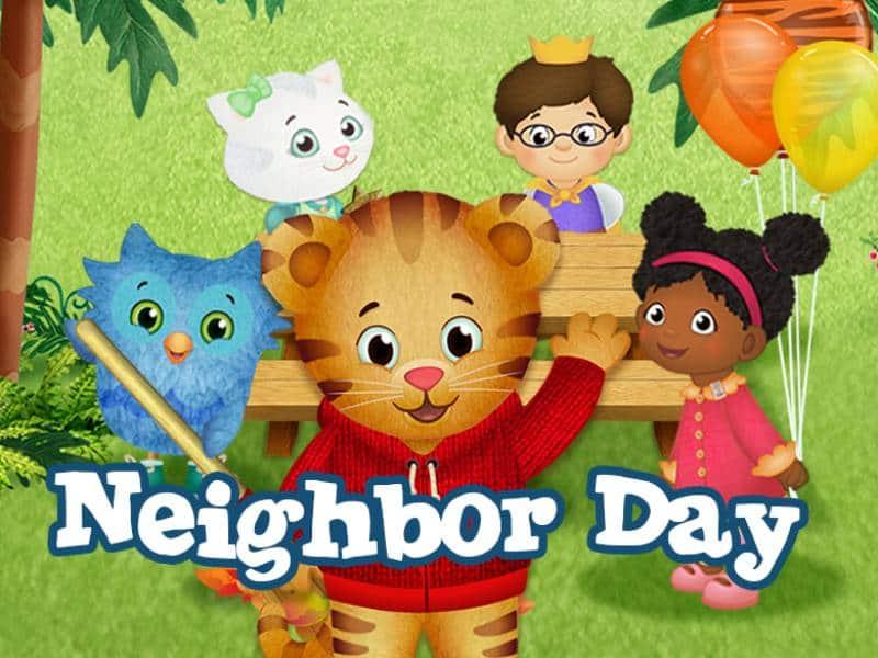 Daniel Tiger's neighborhood characters