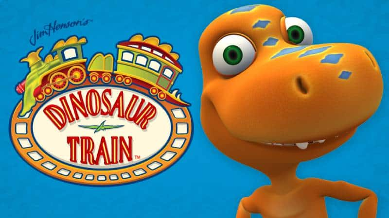 Dinosaur train character