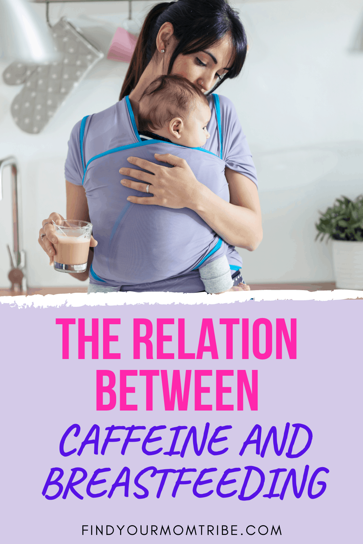 Pinterest caffeine and breastfeeding
