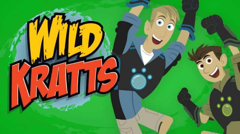 Wild kratts characters