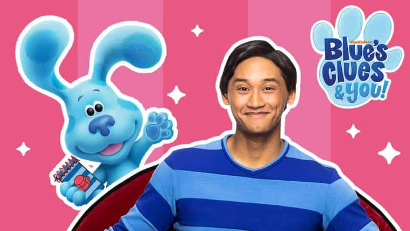 blues-clues-and-you character