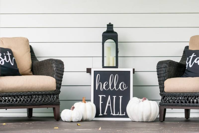 18 Fall Decorations For Outdoor And Indoor Celebrations
