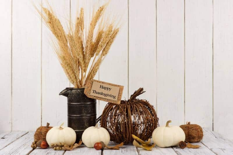 18 Simple And Easy Thanksgiving Decorations