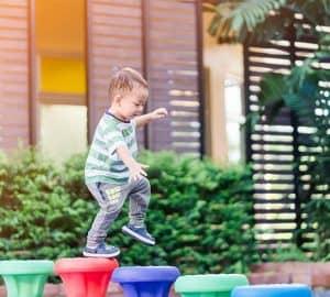 2 year old toddler gross motor skills