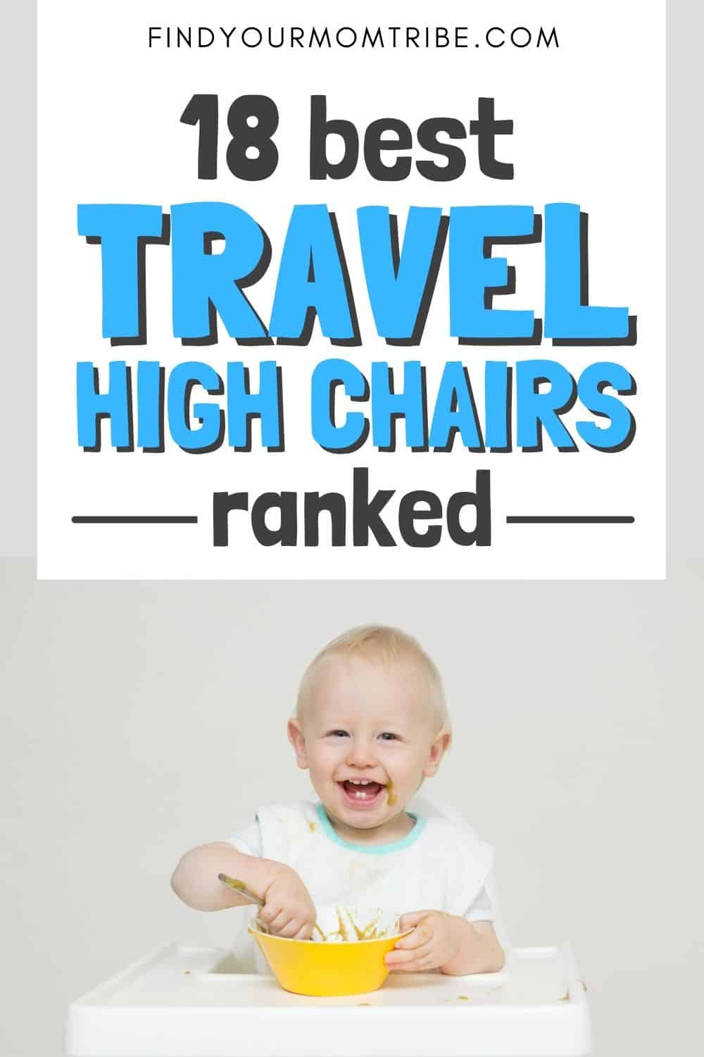 18 Best Travel High Chairs