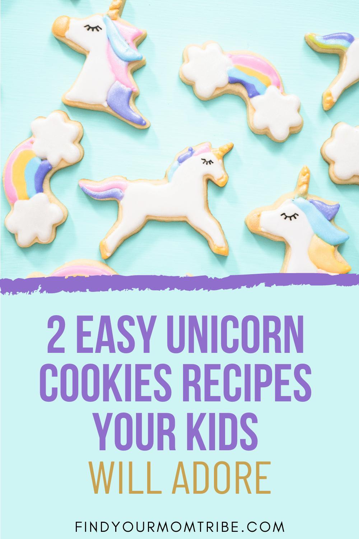 Pinterest unicorn cookies