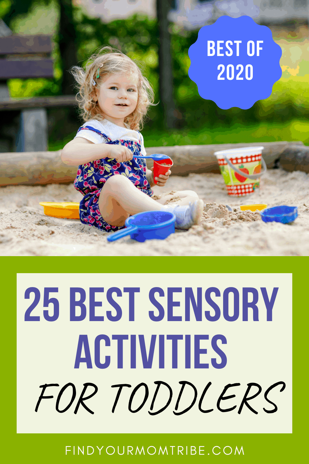 Pinterest sensory activities for toddlers