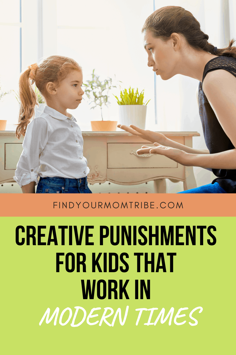 Pinterest punishments for kids