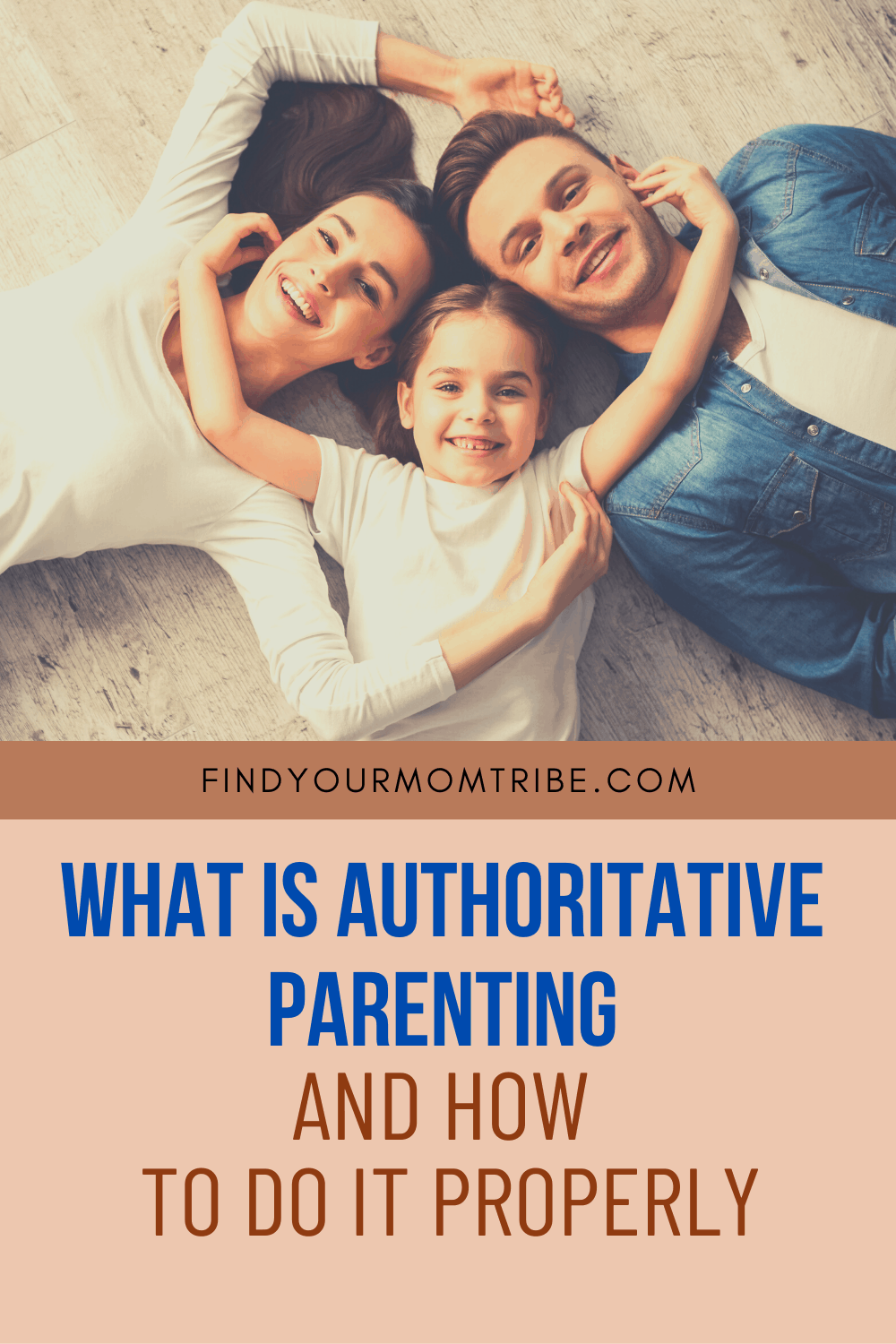 Pinterest authoritative parenting