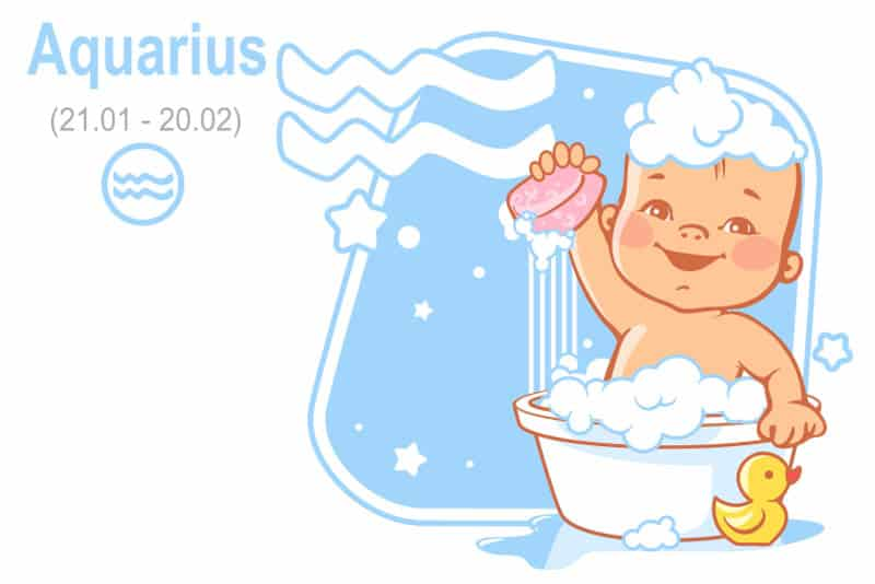 Personality Traits And Characteristics Of An Aquarius Child
