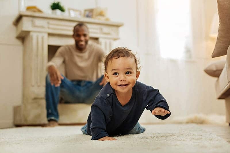 When Do Babies Crawl And Can A Baby Skip The Crawling Stage?