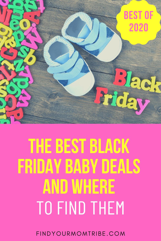 Pinterest black Friday baby deals