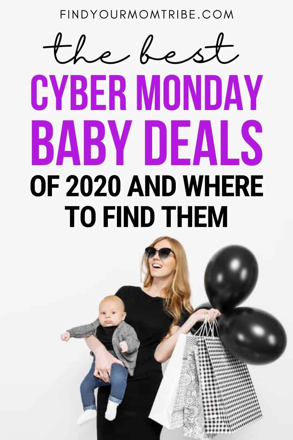 The Best Cyber Monday Baby Deals Of 2020 And Where To Find Them