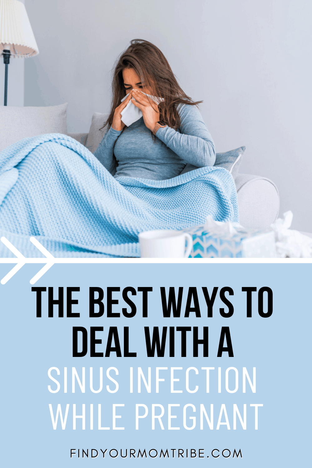 Pinterest sinus infection while pregnant