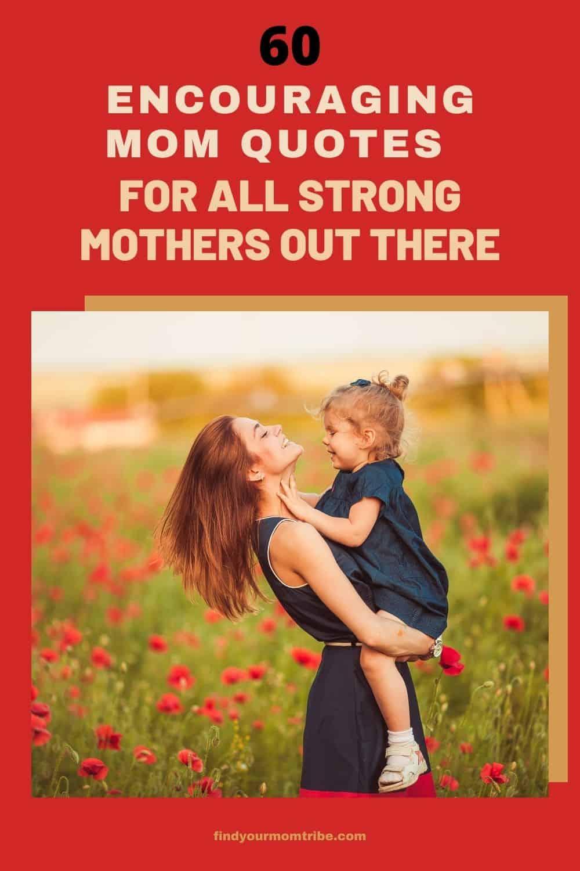 pinterest encouraging mom quotes