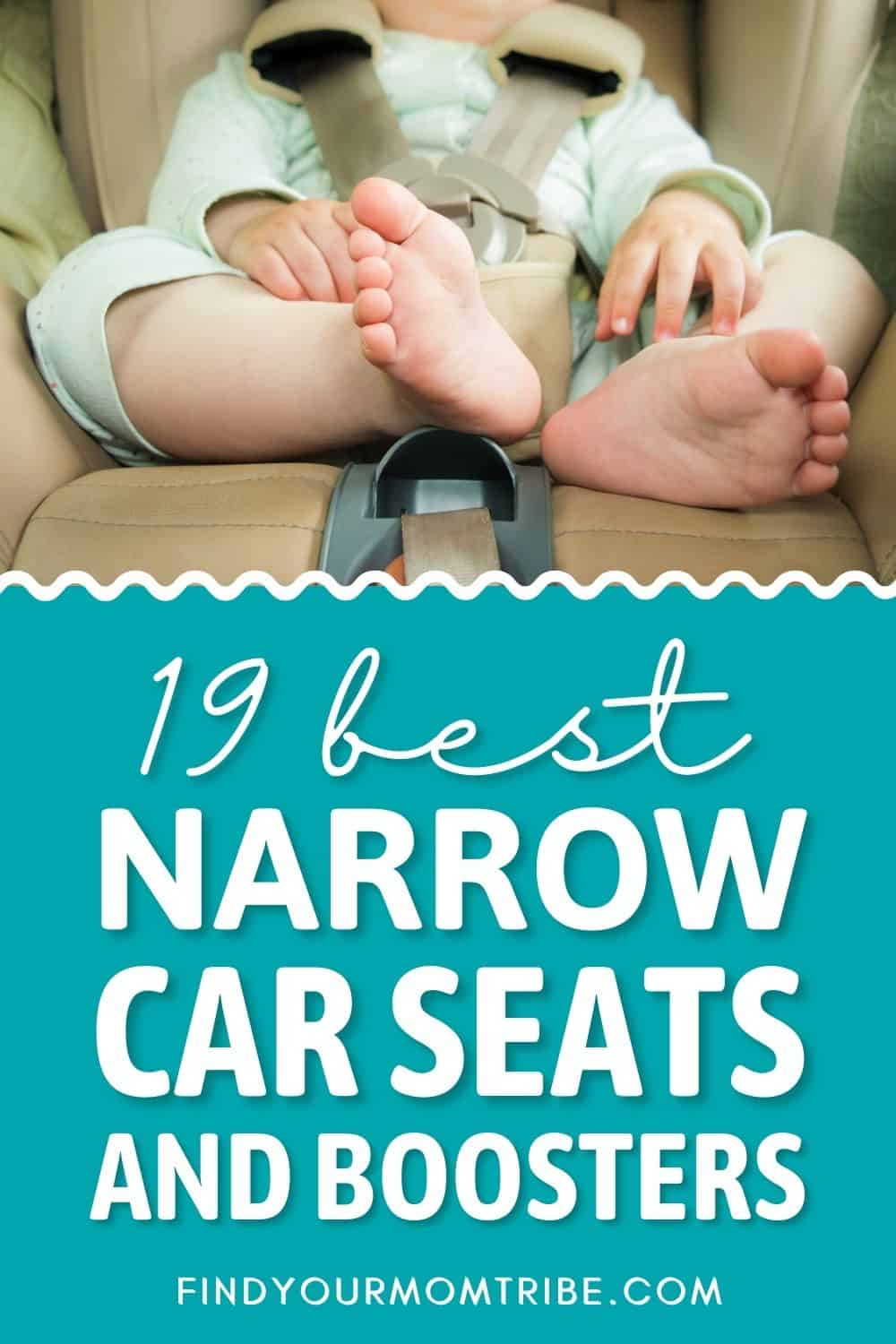 19 Best Narrow Car Seats And Boosters Pinterest
