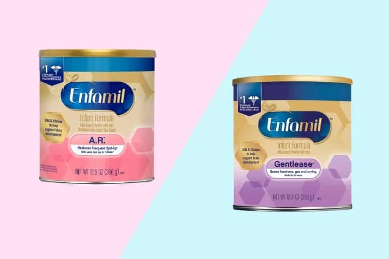 Enfamil AR Vs Gentlease: Which Formula Is Best For Your Baby?