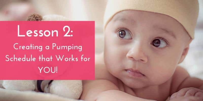 Pumping Mom Academy Lesson 2