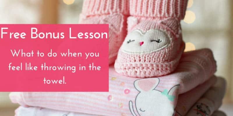 Pumping Mom Academy free bonus Lesson