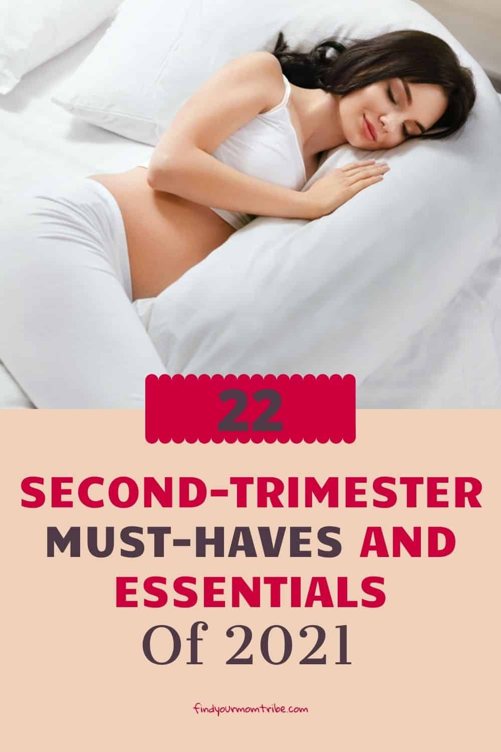 pinterest second-trimester must-haves