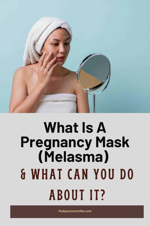 pinterest pregnancy mask