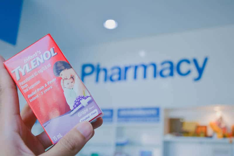 tylenol medicine for infants