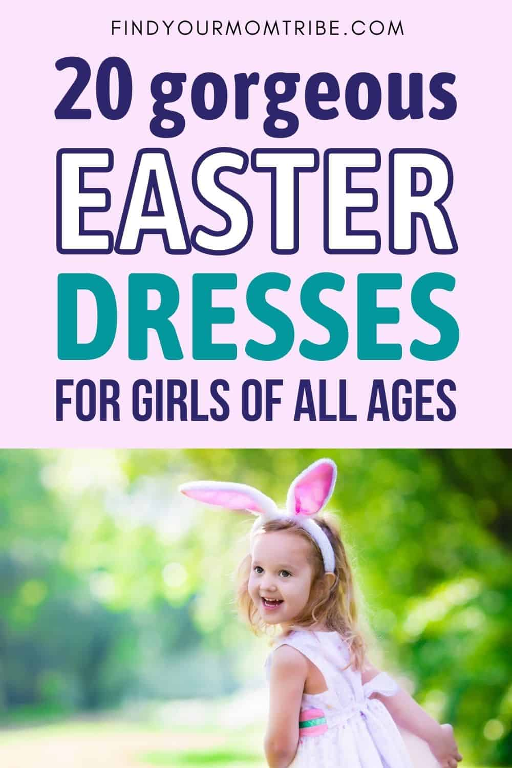 20 Gorgeous Easter Dresses For Girls Of All Ages Pinterest