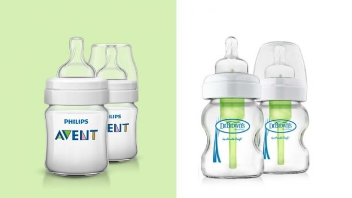 Dr Brown Vs Avent Bottles – Which Brand Is Better?