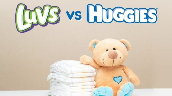 Pampers VS Luvs VS Huggies: Which One Is The Best Diaper?