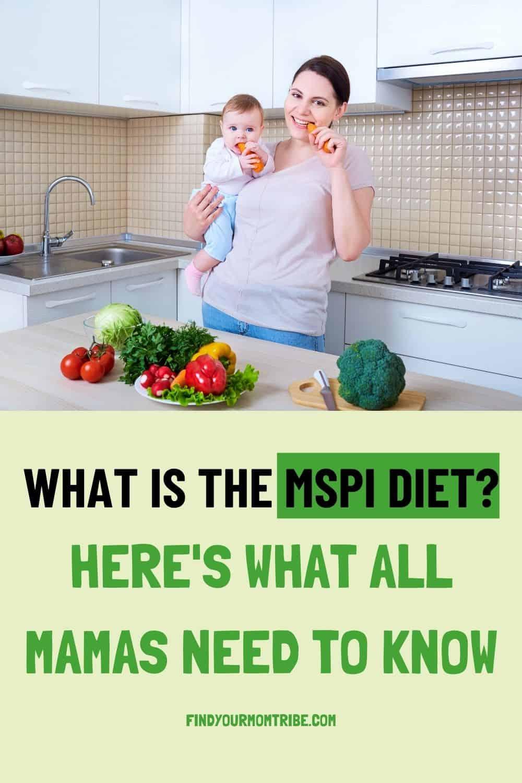 Pinterest mspi diet