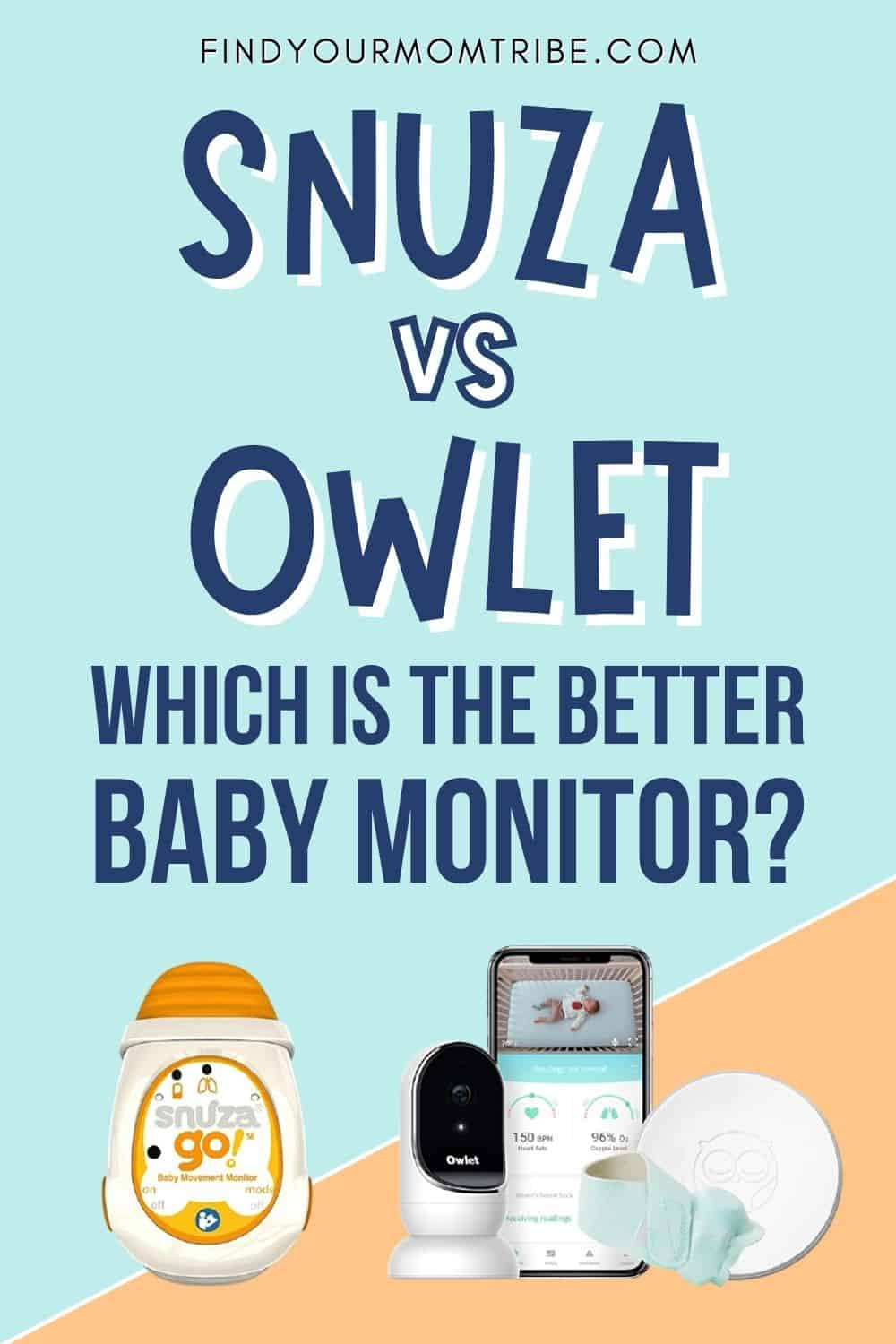 Snuza Vs Owlet_ Which Is The Better Baby Monitor Pinterest