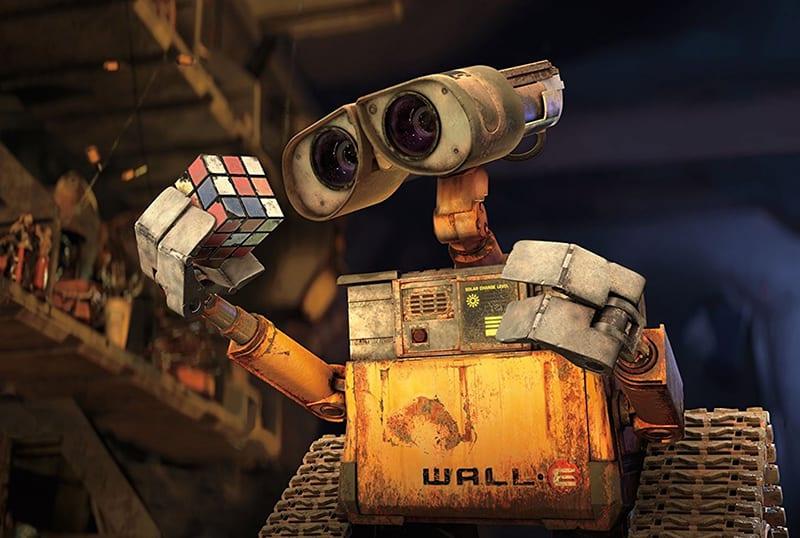 disney movie Wall-E
