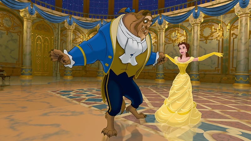 disney movie beauty and the beast