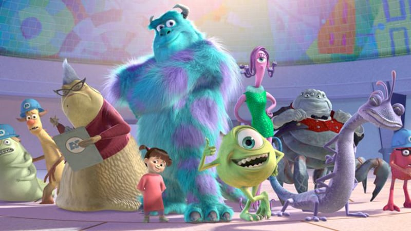 disney movie monsters inc