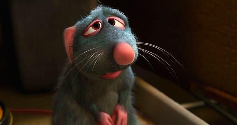 disney movie ratatouille