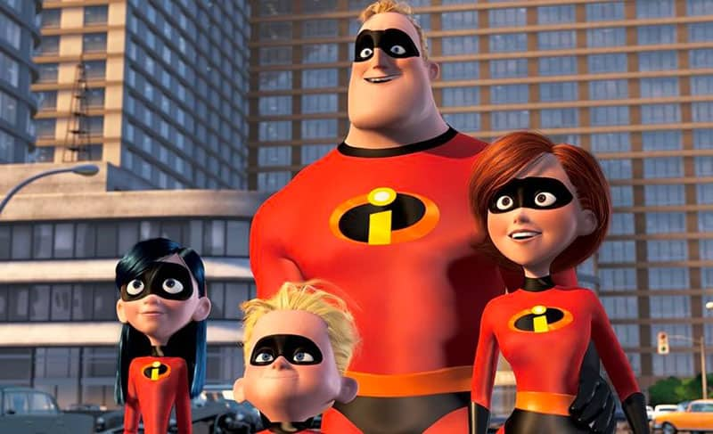disney movie the incredibles