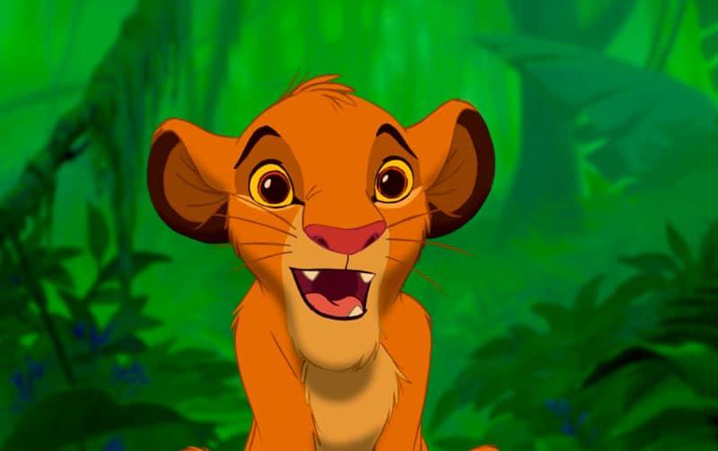 disney movie the lion kin