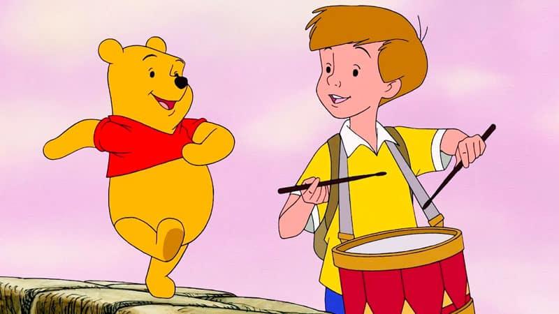 disney movie winnie the pooh