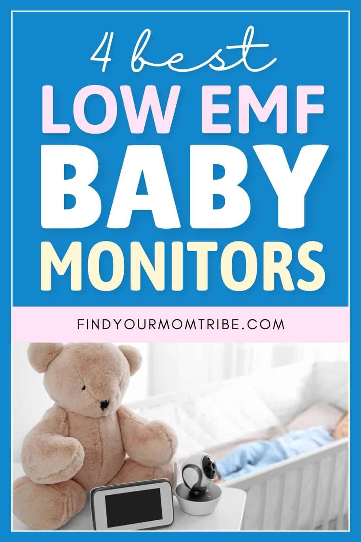 4 Best Low EMF Baby Monitors Pinterest