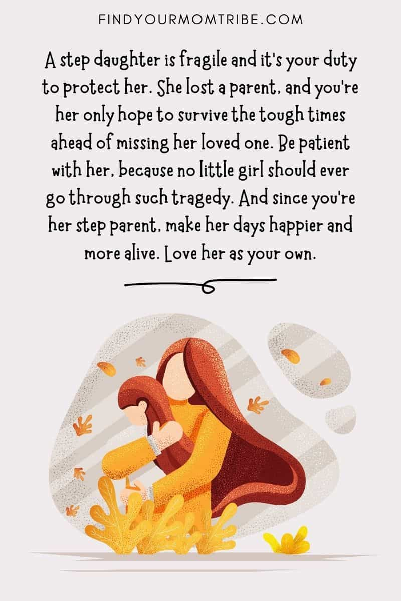 Stepdaughter Quote