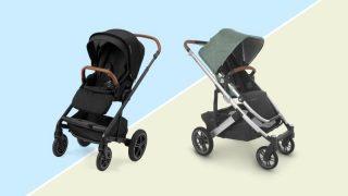 Nuna Mixx VS Uppababy Cruz V2 stroller