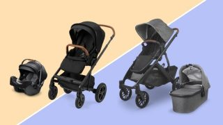 nuna mixx vs uppababy vista v2 strollers