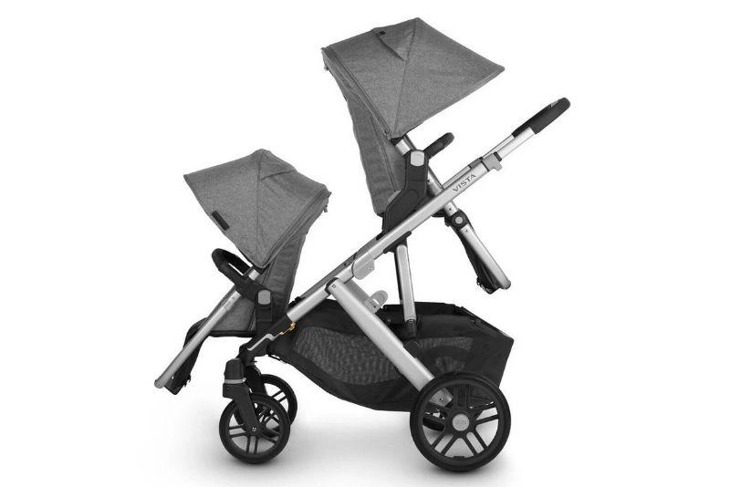 Uppababy Vista V2 stroller double