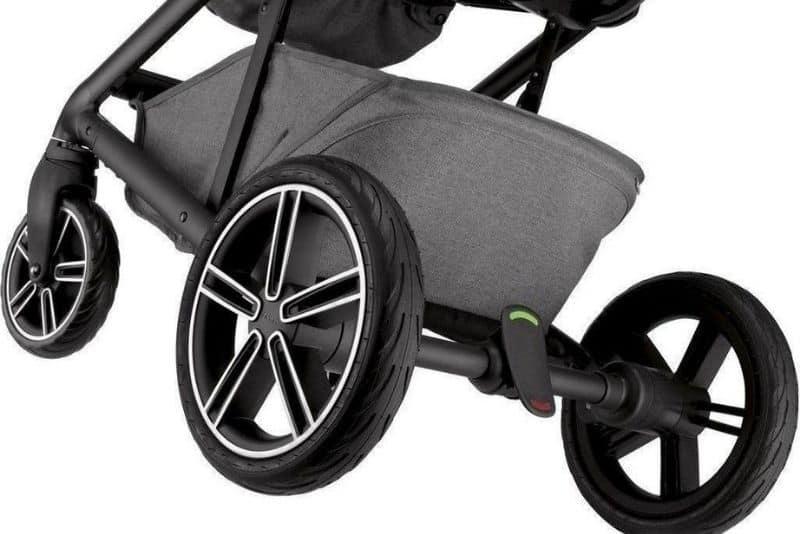 nuna mixx stroller wheels